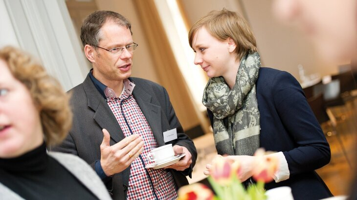Researchers in Conversation